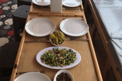 Adrasan Tekne Turları - Yemekler